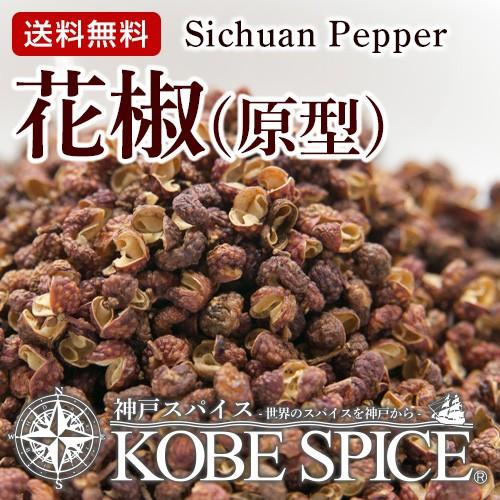 花椒 原型 100g 華北山椒 ホアジャオ Sichuan Pepper Powder 粉末 調味料 業務用 仕入【ゆうパケット便送料無料】