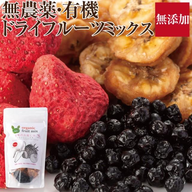 犬 果物 おやつ(食後の楽しみ フルーツ ミックス無添加 苺・バナナ・ブルーベリー【通常便】