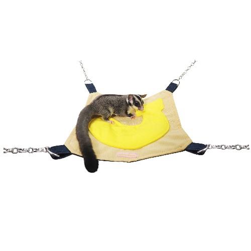 プチフルーツハンモック:バナナ / デグー モモンガ ハンモック