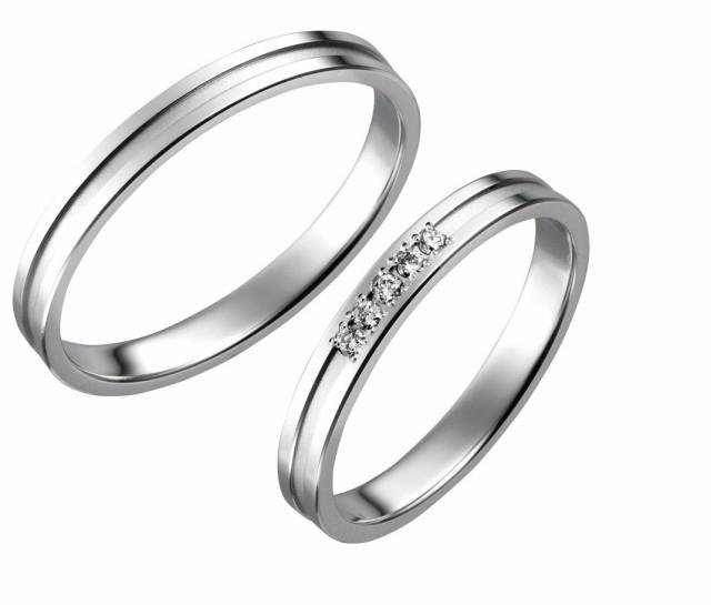ONLY LOVE YOU 刻印無料 ペアリング マリッジリング  Marriage Ring プラチナ 結婚指輪 P900 プラチ