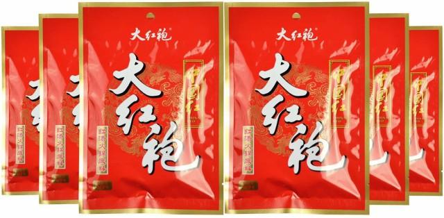 大紅袍 中国紅火鍋底料 150g×6セット 紅火鍋の素 調味料 送料無料 即日発送