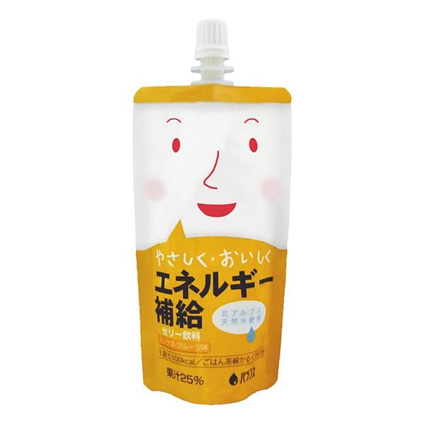 やさしく・おいしくエネルギー補給ゼリー飲料100g[腎臓病食/低たんぱく食品/高カロリー]