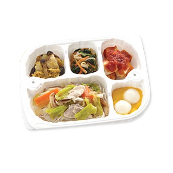 【冷凍】いきいき御膳豚肉と野菜のビーフン220g[腎臓病食/低たんぱく食品/たんぱく調整]