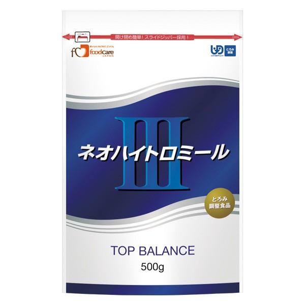 とろみ剤 フードケア ネオハイトロミールIII 500g とろみ調整 [介護食/介護用品]