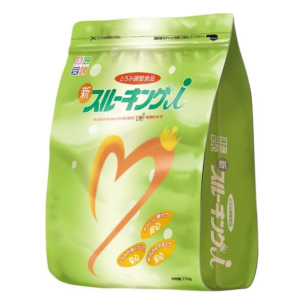 とろみ剤 キッセイ薬品工業 スルーキングi 770g [介護食/介護用品]