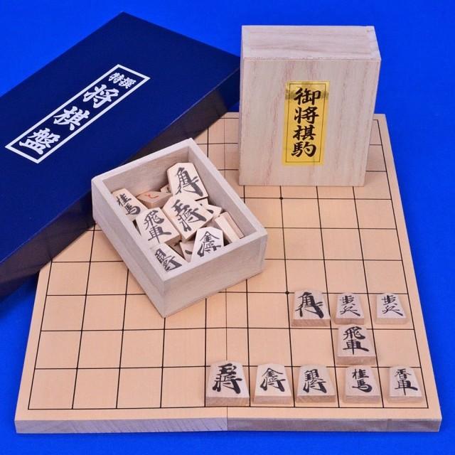 将棋 セット 小型新桂4号折将...