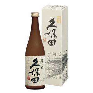 日本酒 久保田 万寿 純米大吟醸 720ml箱付 正規取扱店
