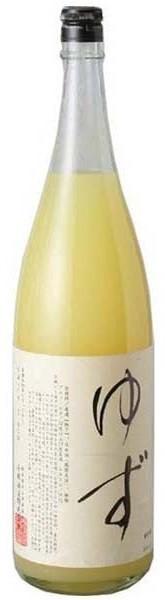 ゆず酒 鳳凰美田(ほうおうびでん)720ml(リキュール 栃木県 小林酒造)