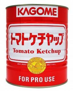 カゴメ 業務用 トマトケチャップ標準 3.3kg×6缶(1ケース) 1号缶 3300g