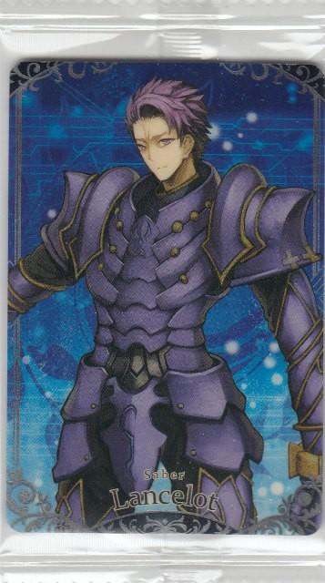 【02.ランスロット (N ノーマル) 】 Fate/Grand Order ウエハース4