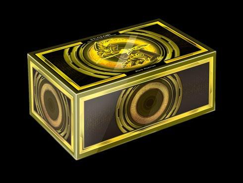 遊戯王 LGB1 [ブラック・マジシャン] 特製ストレージボックスのみ LEGENDARY GOLD BOX