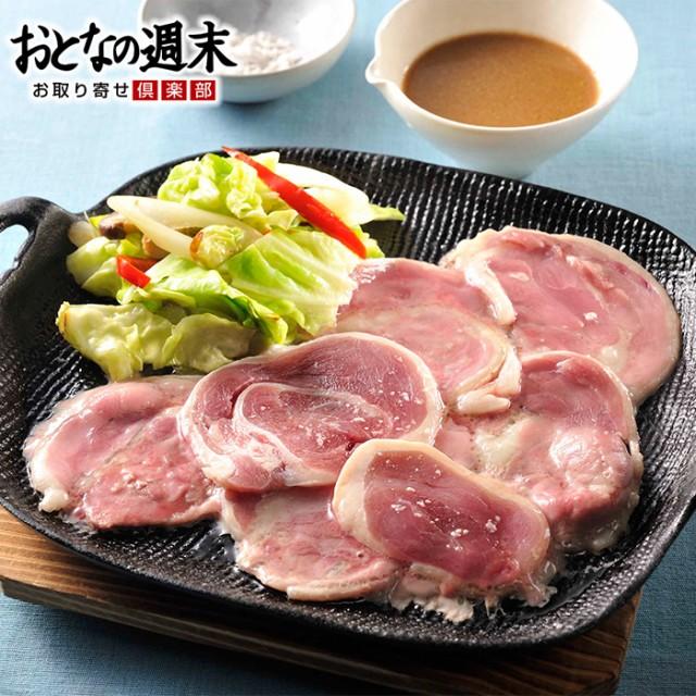 鴨肉の鉄板焼きセット 鴨肉専門店 カナール 鴨 もも肉 国産小麦100% 焼きそば