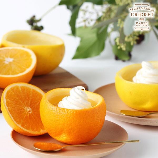 クリケットゼリー プレゼント ギフト スイーツ ゼリー 京都 フルーツパーラー オレンジ グレープフルーツ レモン お取り寄せ