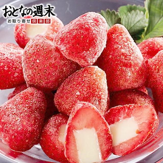 春摘み苺アイス 18個入り スイーツ ギフト イチゴ いちご 練乳 個包装 お取り寄せ 産直 グルメ