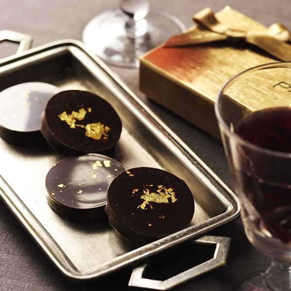 パレドオール (4個) バレンタイン ギフト 贈り物 お返し チョコ スイーツ ショコラティエ パレ ド オール お取り寄せ 産直 グルメ