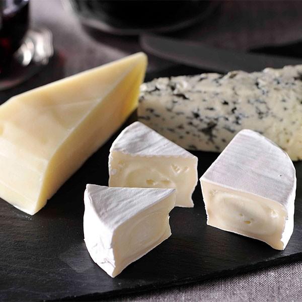 チーズセット 日本で初めて生チーズを作った人気のチーズ工房 3種のチーズ ブルーチーズ カマンベール 硬質 長期熟成 ギフト お取り寄せ