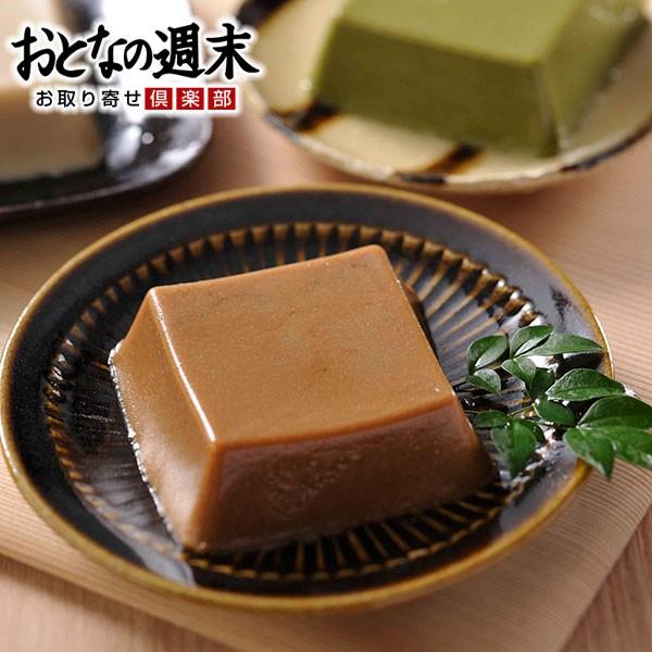 ごま豆腐3種セット 送料無料 長崎伝統のごま豆腐