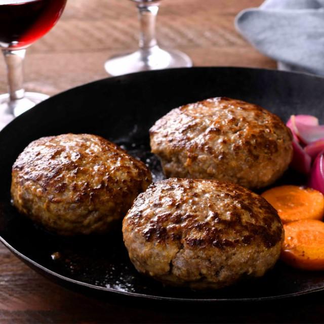 熟成黒毛和牛 合い挽きハンバーグ 熟成和牛 焼肉 AgingBeef 国産 肉 ギフト お取り寄せ 産直 グルメ