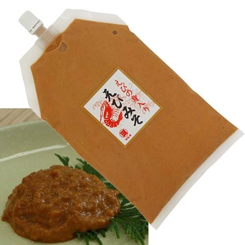 えびみそ えびの身入り 300g チューブ型 冷凍 寿司ネタ 料理の隠し味にも 抜群の使いやすさ マルヨ食品