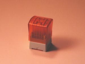 スタンプ 浸透印 brother/スタンプ印/27mmX27mm/角印(シャチハタ式)【会社印】【法人印】【
