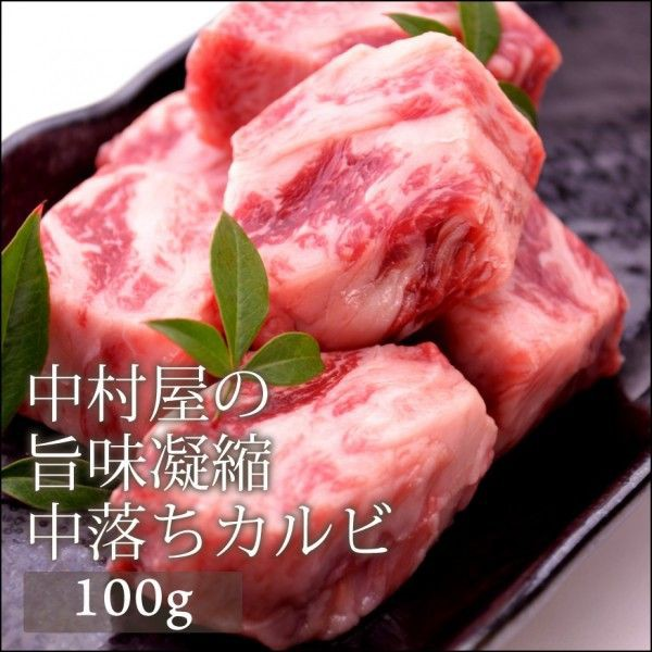 お歳暮 ギフト 内祝い 牛肉 国産牛 中落ち カルビ 100g 内祝い 贈り物 ギフト 焼肉 ホルモン