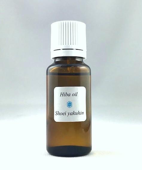 ヒバ油 20ml 天然 青森産 ペット 虫よけ 抗菌