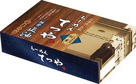 らーめん てつや 豚骨醤油 2人前 化粧箱入り 北海道 ラーメン お土産