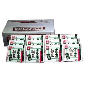 道産納豆(小粒)12個セット 道南平塚食品 北海道産大豆100%使用 北海道の納豆 発酵食品