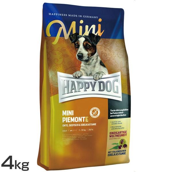 ミニ ピエモンテ 4kg 60448 HAPPY DOG 【B】 送料無料