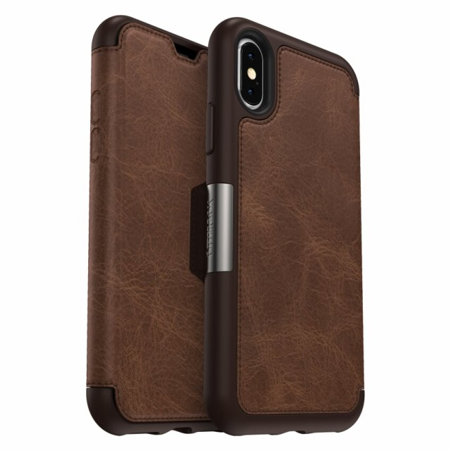 4d11885940 【送料無料】正規代理店 OtterBox SYMMETRY LEATHER for iPhone XS / X [