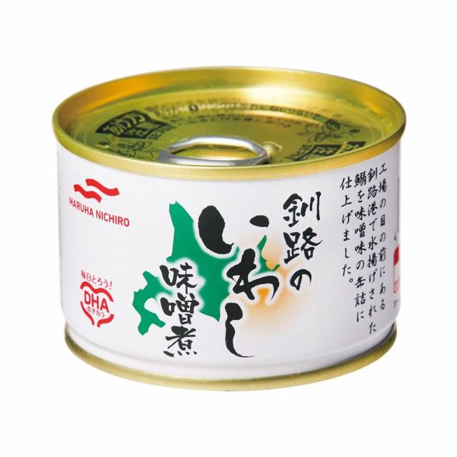マルハニチロ 釧路のいわし味噌煮 缶詰 24缶 1缶195円 送料無料 イワシ いわし イワシ缶 鰯
