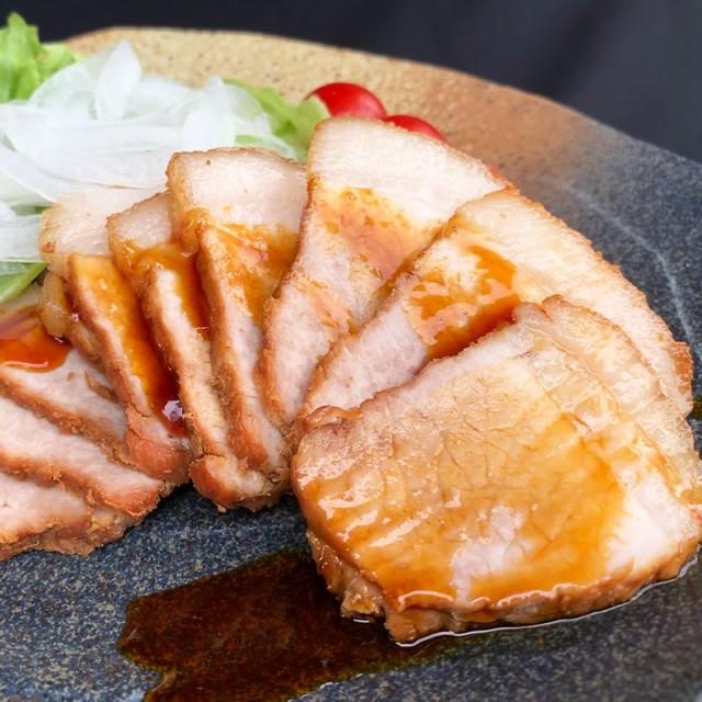 <熨斗対応可!>[130g×8パック]焼き豚P スライスチャーシュー 冷凍便 送料無料 焼豚 チャーシュー 焼き豚
