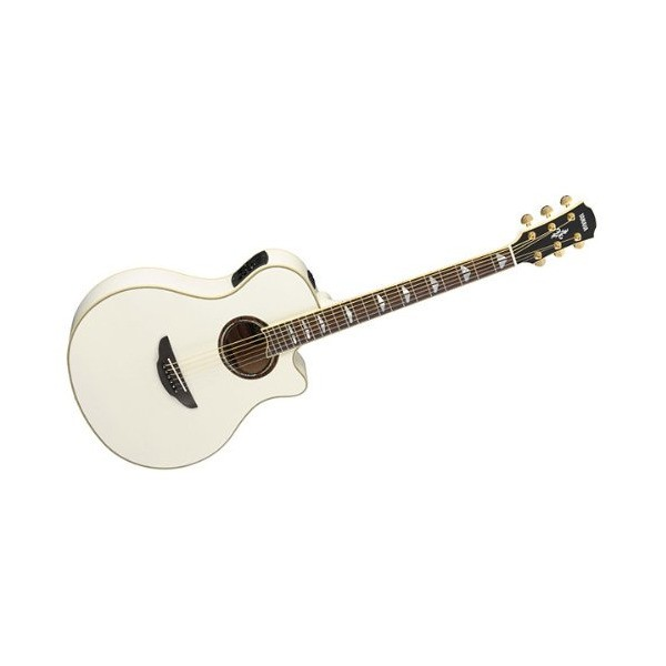 Musical Instruments & Gear Acoustic Electric Guitars New Yamaha Electric Acoustic Guitar Apx1000 Natural Nt Apx-1000