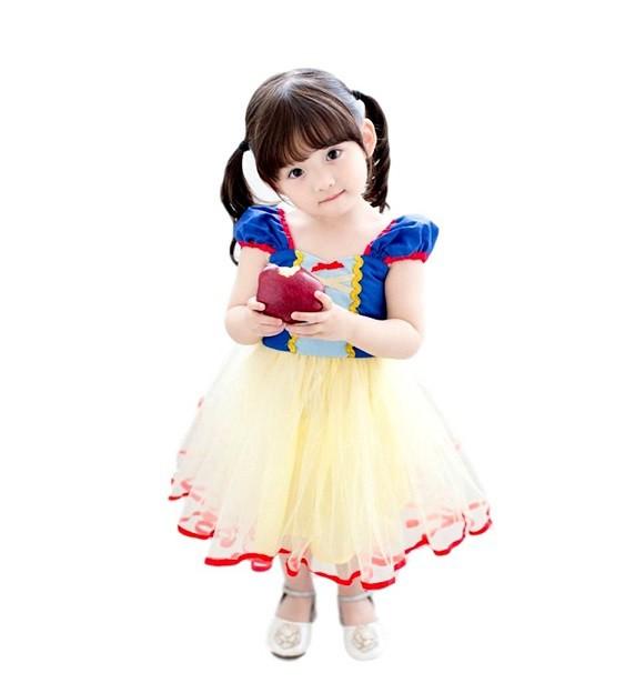 bd2d6d5a3c14b 白雪姫 子供用 コスチューム ハロウィン パーティー コスプレ衣装 白雪姫風のとっても可愛いキッズ・ベビー用コスチュームです。 ハロウィンやイベントへのお出掛けに  ...