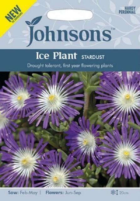 【輸入種子】Johnsons Seeds Ice Plant STARDUST アイスプラント スターダスト ジョンソンズシード