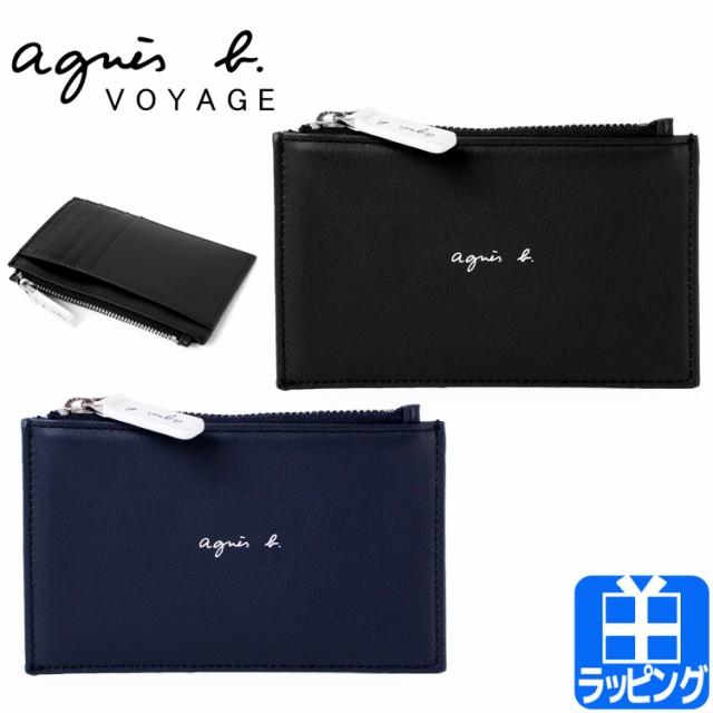 a559710a1f27 VOYAGE ジップ付き レザー カードケース 本革 メンズ レディース ブランド