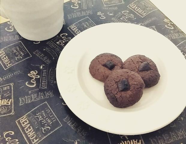 米粉クッキー・プレミアムチョコ