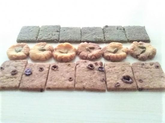 米粉クッキーアソート18枚