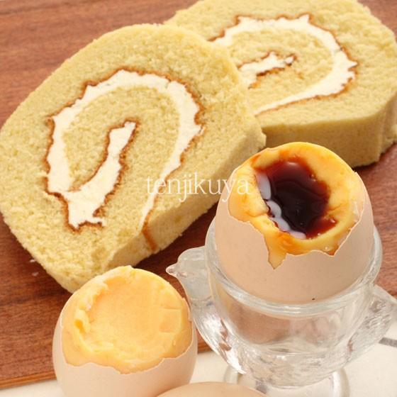送料無料 お試し 北坂たまご 淡路島 卵まるごとプリン スイーツ ギフト 人気 ロールケーキセット