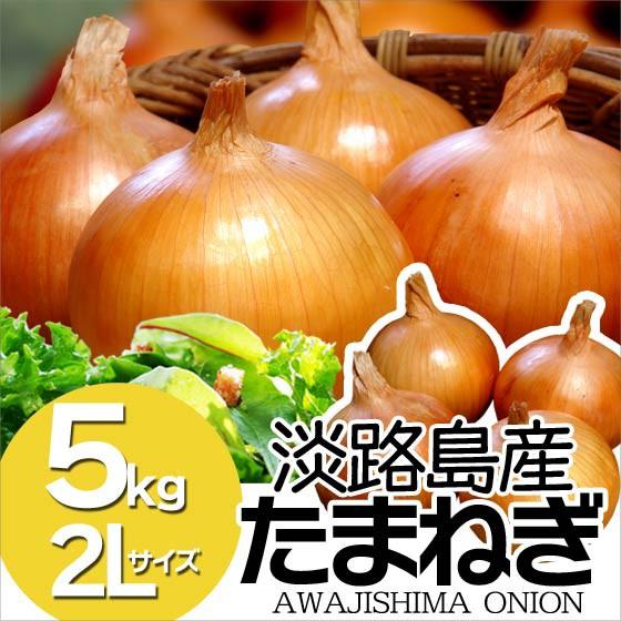 送料無料 お試し 淡路島 たまねぎ 2L 5kg 玉ねぎ 玉葱 淡路島産 兵庫県