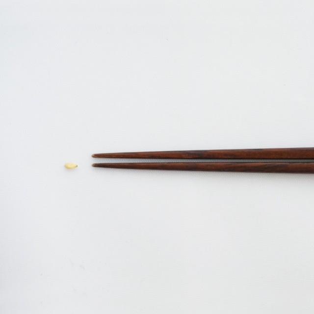〈極細箸〉大黒屋 極細づくり箸 鉄木 お祝い 祝い 母の日 父の日 ペア 夫婦 カップル お箸 箸