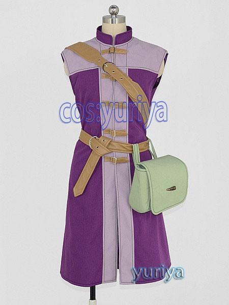 ドラゴンクエストXI(ドラクエ11)主人公 コスプレ衣装