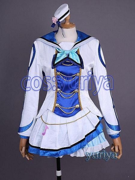 ラブライブ!サンシャイン 未来の僕らは知ってるよ 2期OP主題歌 桜内 梨子 コスプレ衣装