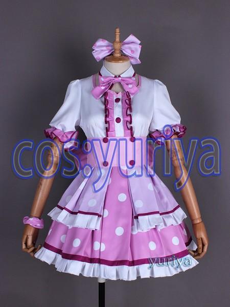 ラブライブ! サンシャイン!! 想いよひとつになれ 桜内梨子 コスプレ衣装