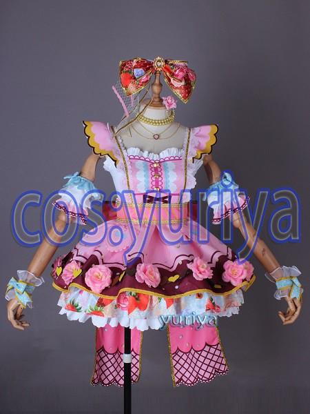 ラブライブ! サンシャイン!! バレンタインデー チョコレート 第3版 桜内梨子 コスプレ衣装