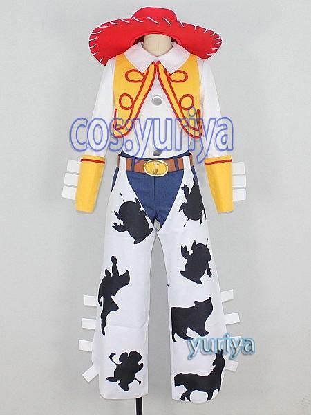 東京ディズニーランド ディズニー トイ・ストーリー ジェシー ハピネス・イズ・ヒア コスプレ衣装