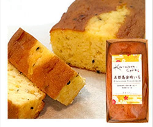金澤兼六製菓 金澤ケーキ 金澤五郎島金時いも1個 /パウンドケーキ 送料無料 お試し 人気