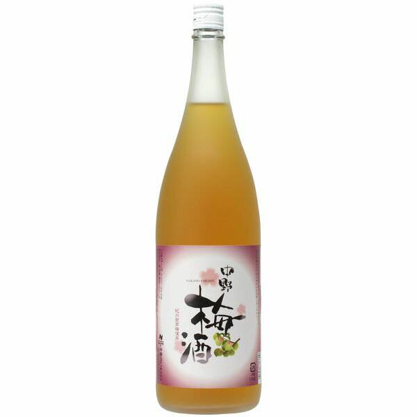 梅酒 本格 南高梅プレゼント 甘酸っぱい 人気 1.8L 一升瓶 中野BC 長久庵。