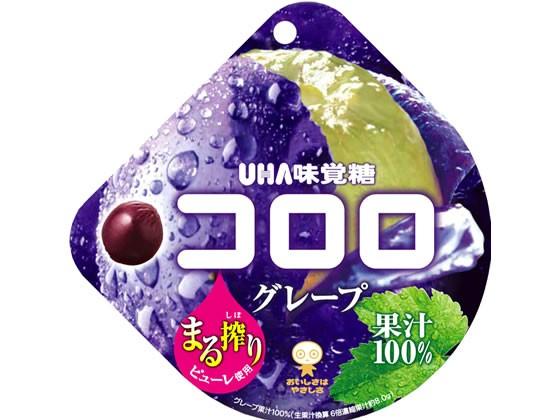 UHA味覚糖/コロロ グレープ