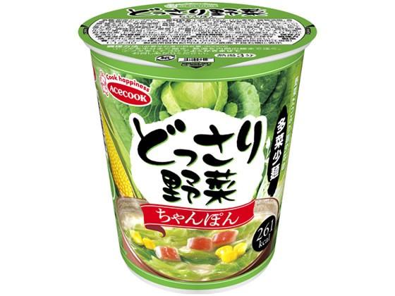 エースコック/どっさり野菜 ちゃんぽん